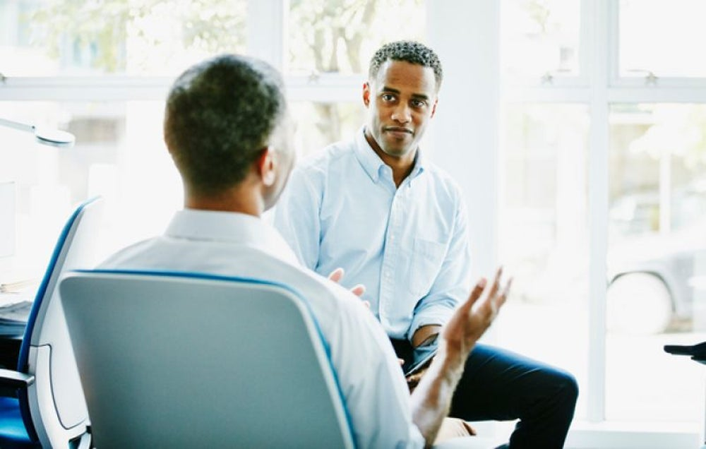 Providing constructive feedback to managers