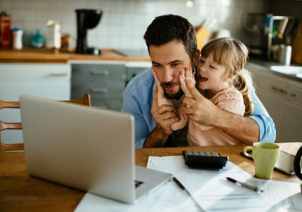 Having a healthy work-life balance