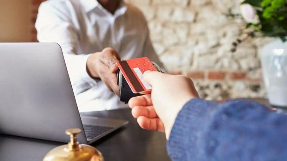 You carry a credit card balance.