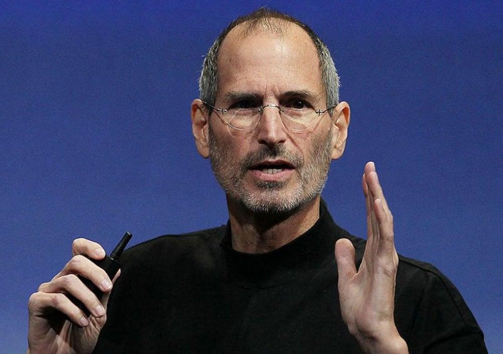 Steve Jobs, teetotaler