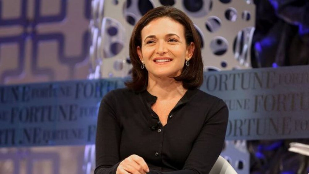 Sheryl Sandberg net worth: $1.61 billion