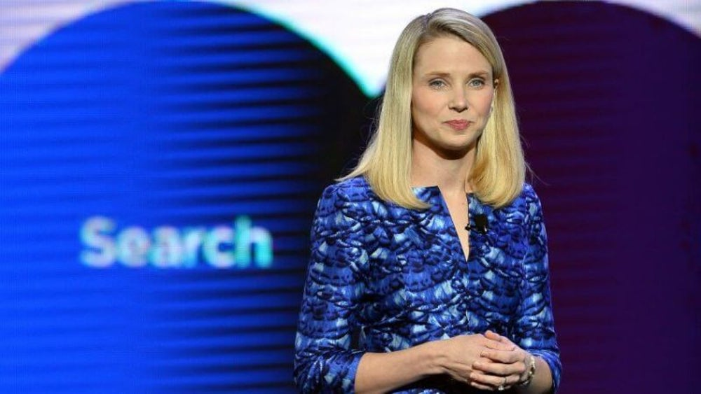 Marissa Mayer net worth: $540 million