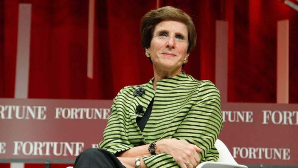 Irene Rosenfeld net worth: $80 million