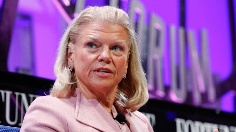 Ginni Rometty net worth: $45 million
