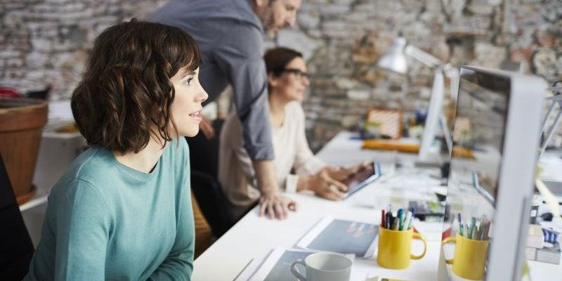 Not all millennials are job-hoppers.
