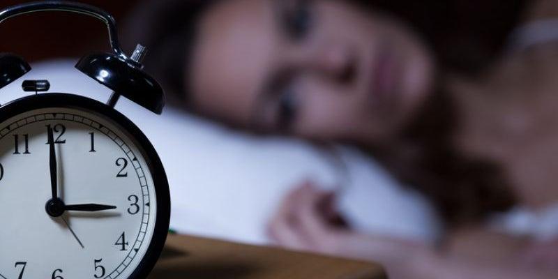 Stop looking at the clock.