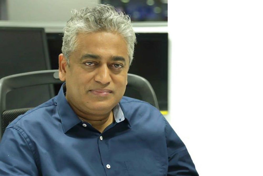 Rajdeep Sardesai (7.16M - Followers)