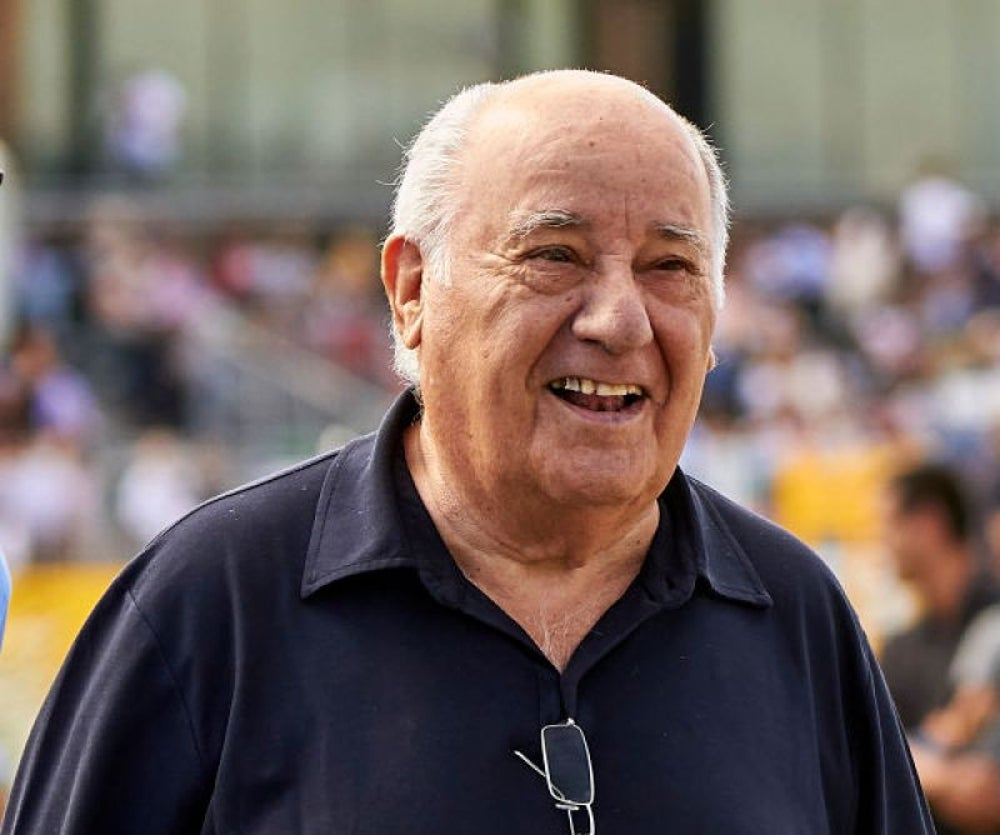 Are you modest, like Amancio Ortega?