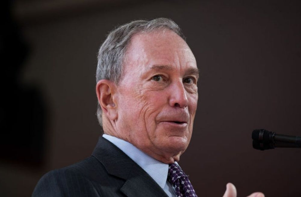 Do you follow your fiercest convictions, like Michael Bloomberg?