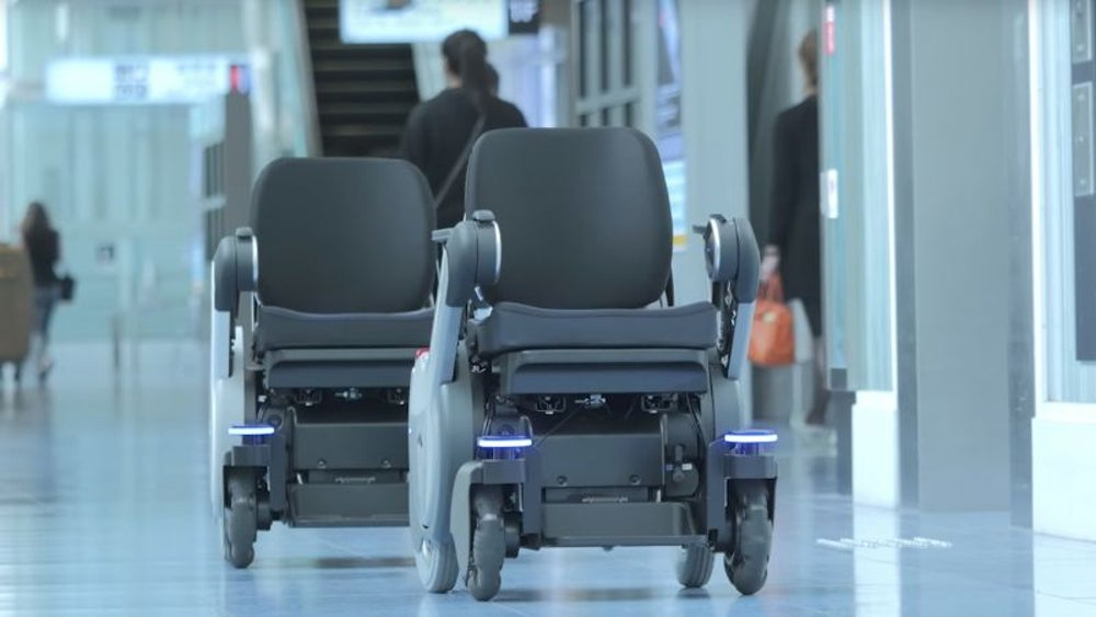 Autonomous wheelchairs