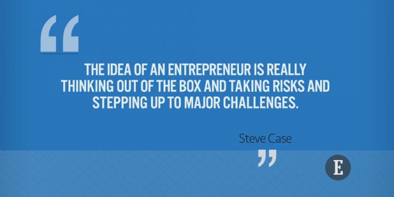 On entrepreneurship