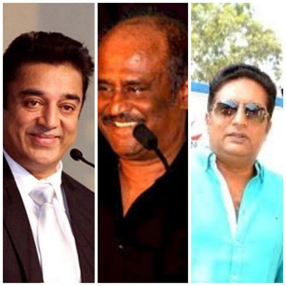 Kamal Haasan | Rajinikanth | Prakash Raj
