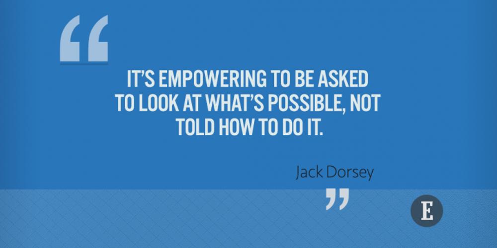 On empowerment