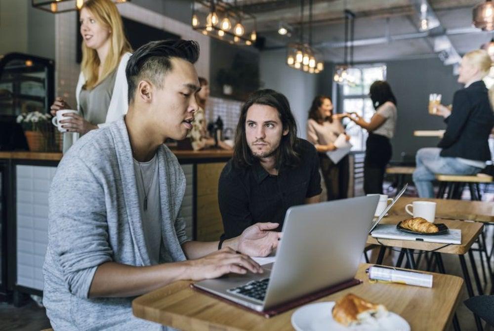 Nearly half of millennials freelance.