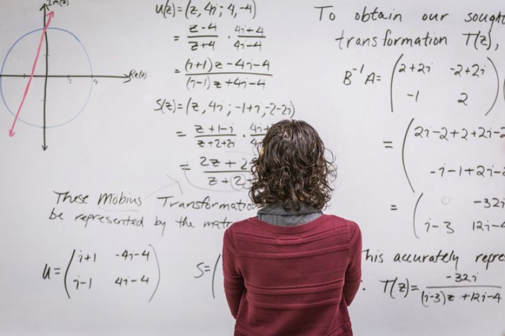 Not safe: Mathematical science occupations, all other