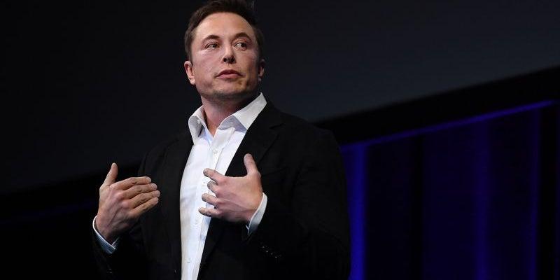 Elon Musk reminded him he's not a tech guy.