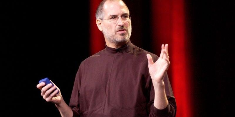 Branson inspired Steve Jobs to create the iPod.