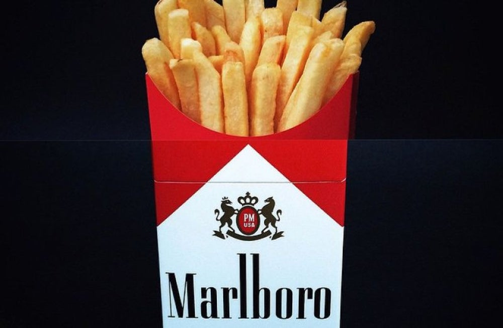 Fries + Smokes
