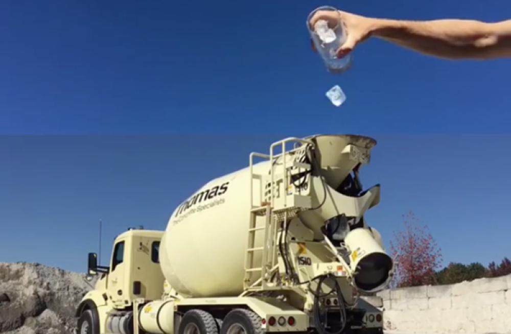 Booze + Cement Mixer