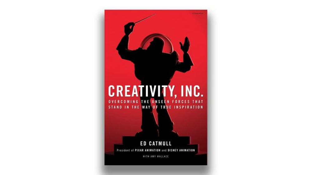 Creativity, Inc. (Ed Catmull)