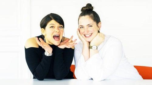 Tali Gumbinger & Lizzie Wilson