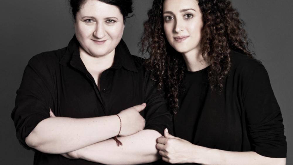 Alexandra Waldman & Polina Veksler