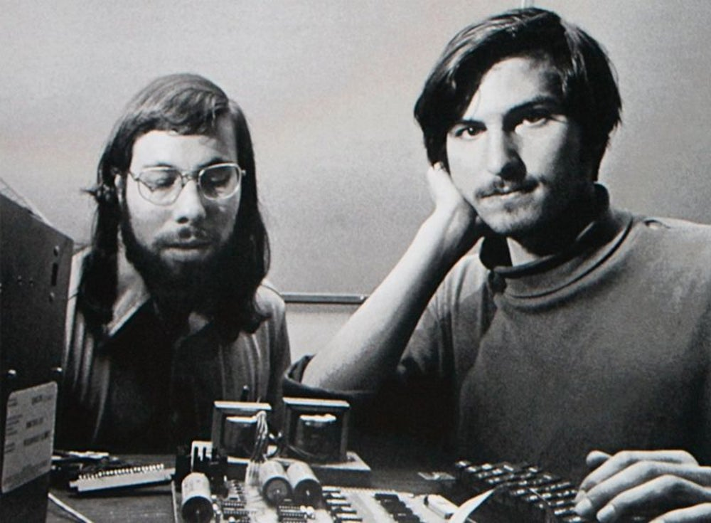 Apple co-founder Steve Jobs took his company public and became a millionaire.
