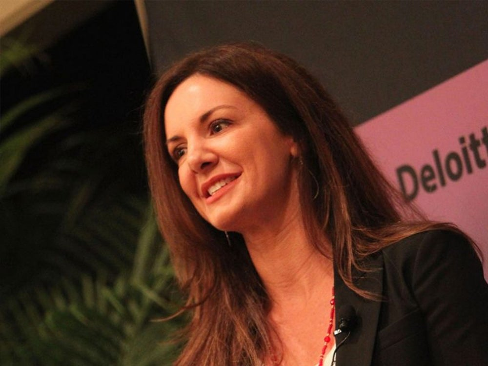Focus Brands COO Kat Cole was a star Hooters employee.