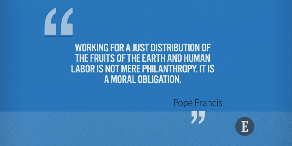 On philanthropy