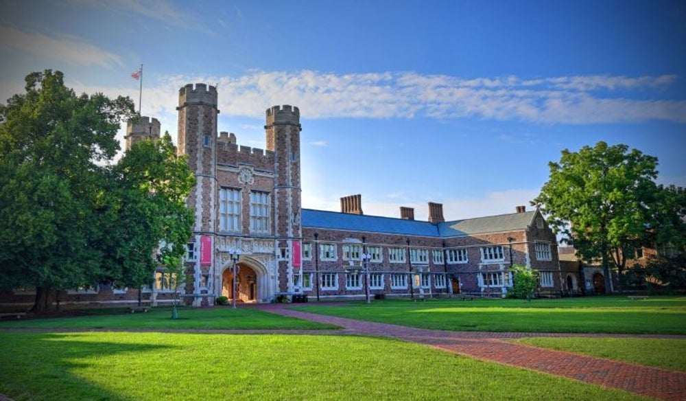 18. Washington University in St. Louis