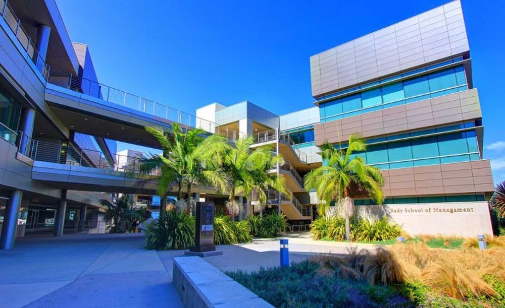 16. University of California–San Diego
