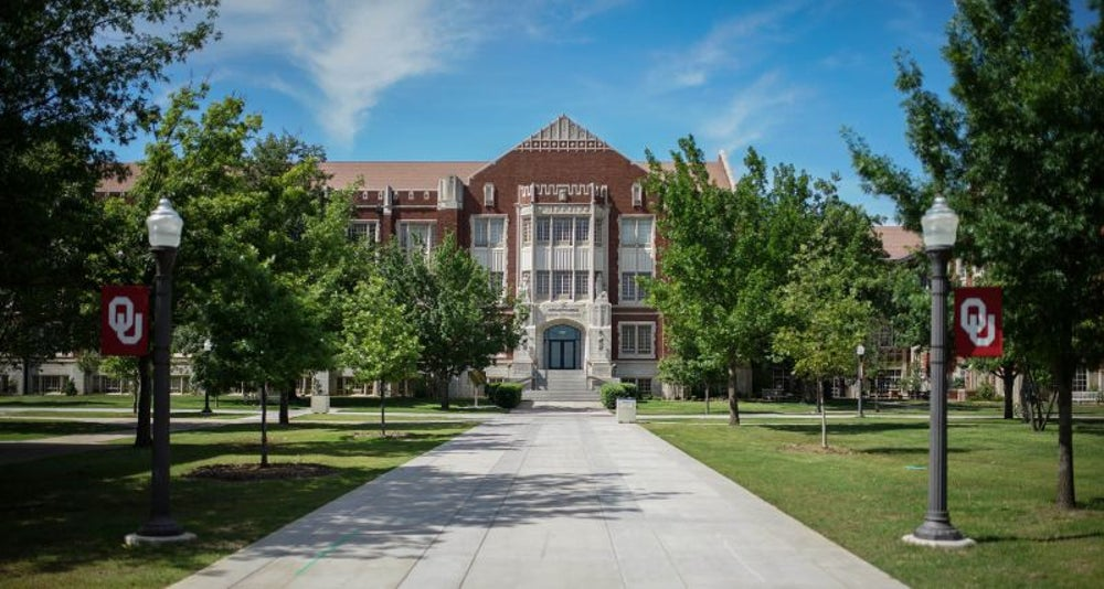20. University of Oklahoma