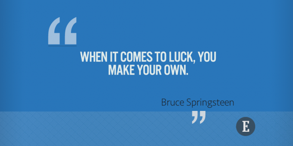 On luck