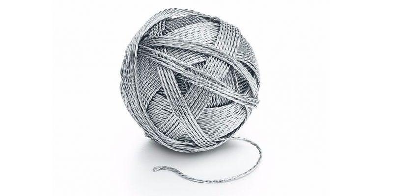 Tiffany's $9,000 silver ball of yarn