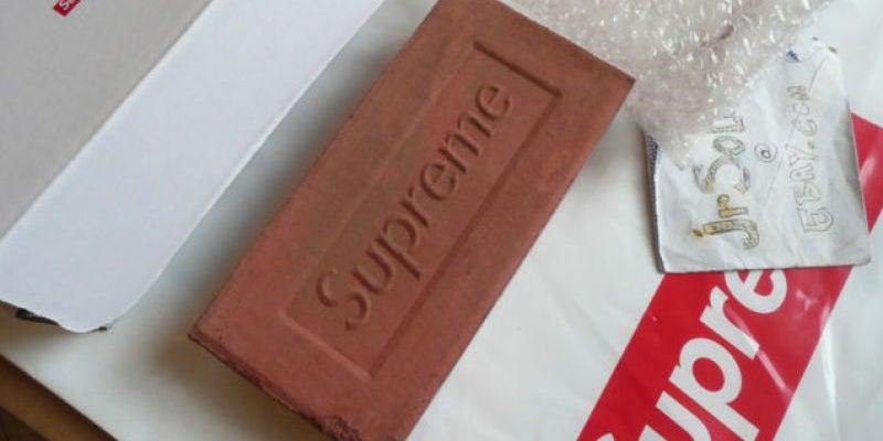 Supreme's red clay brick