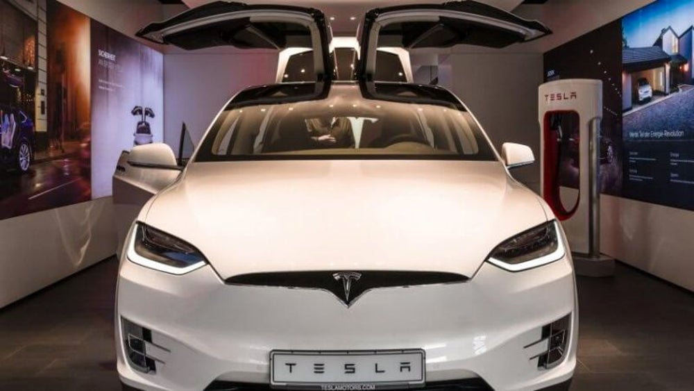 Tesla: Elon Musk gets hands-on