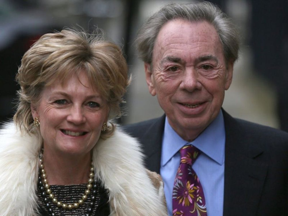 Andrew Lloyd Webber -- $1.2 billion