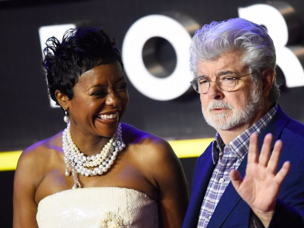 George Lucas -- $5.3 billion