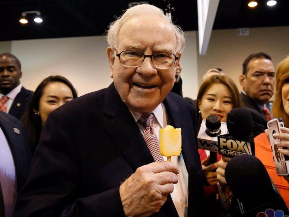 Warren Buffett -- $78.9 billion