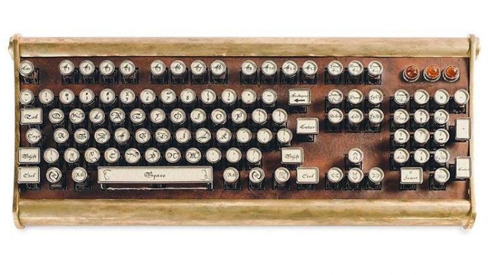 The Soujourner Keyboard