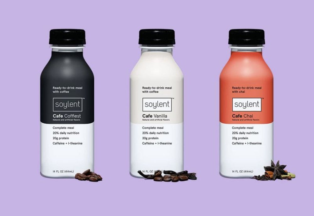 Soylent's Coffiest