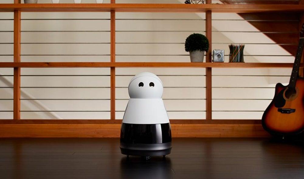 Kuri the robot
