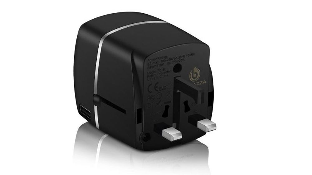 Bonazza international travel adapter