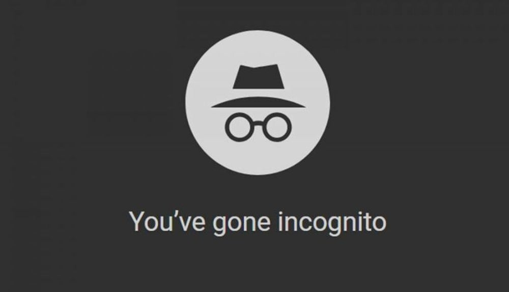 Use an incognito window.