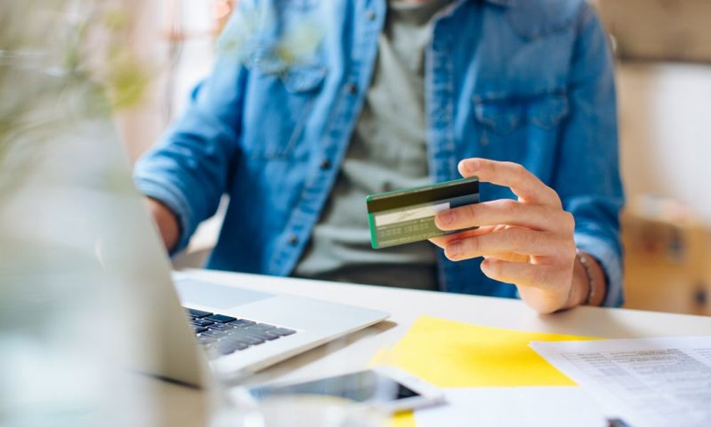Use a single credit card for all of your purchases.