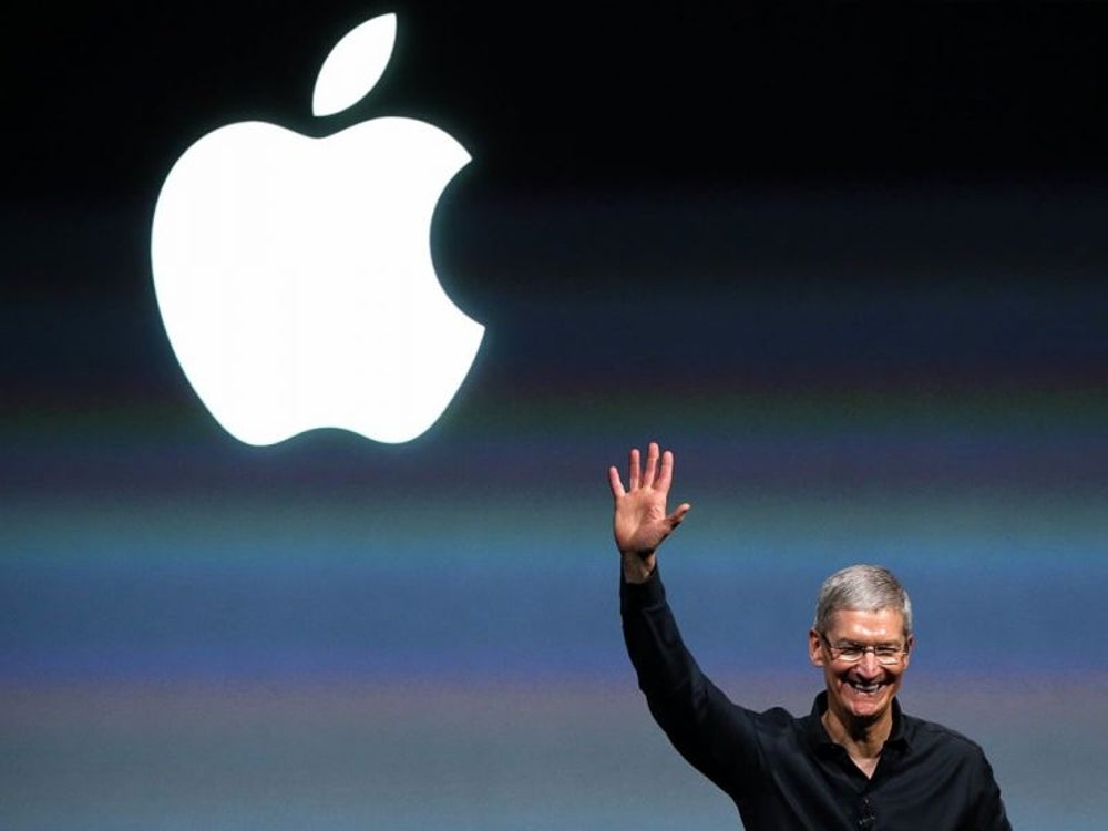 Tim Cook -- Apple