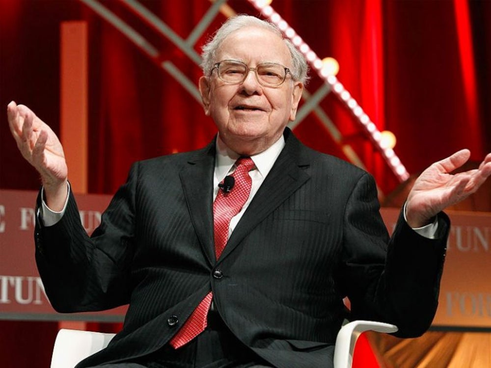 Warren Buffett -- Berkshire Hathaway