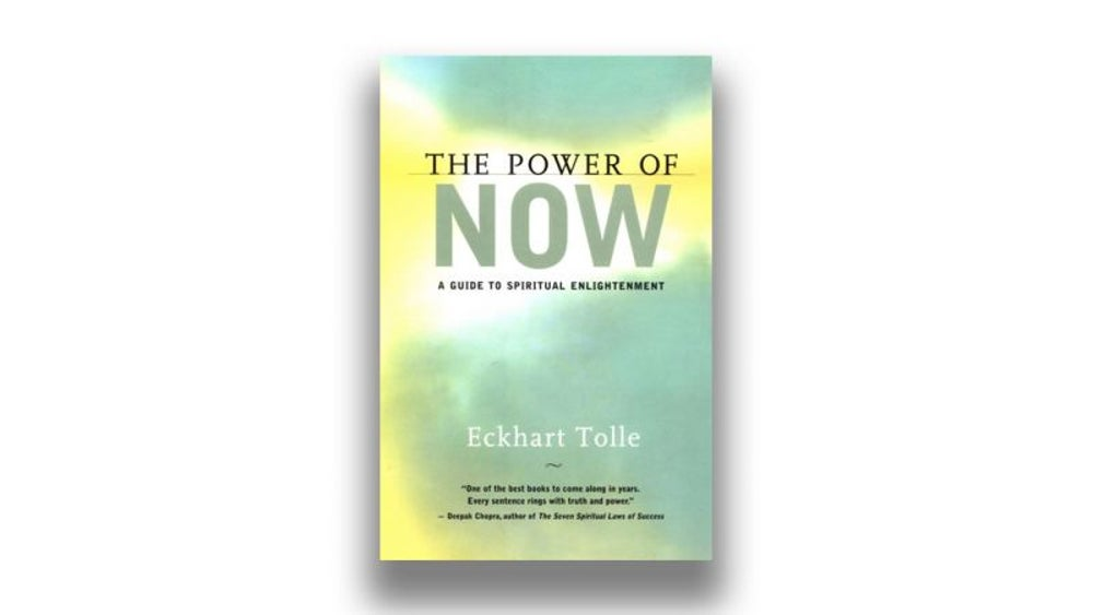 6. The Power of Now by Eckhart Tolle