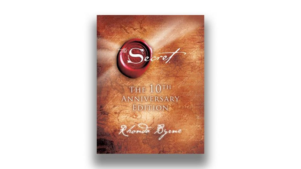 7. The Secret by Rhonda Byrne