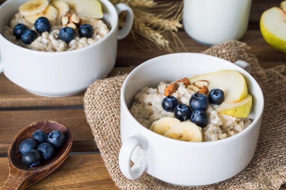 Eat a healthy breakfast.